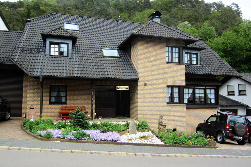 Pension Hoffman in Bruch