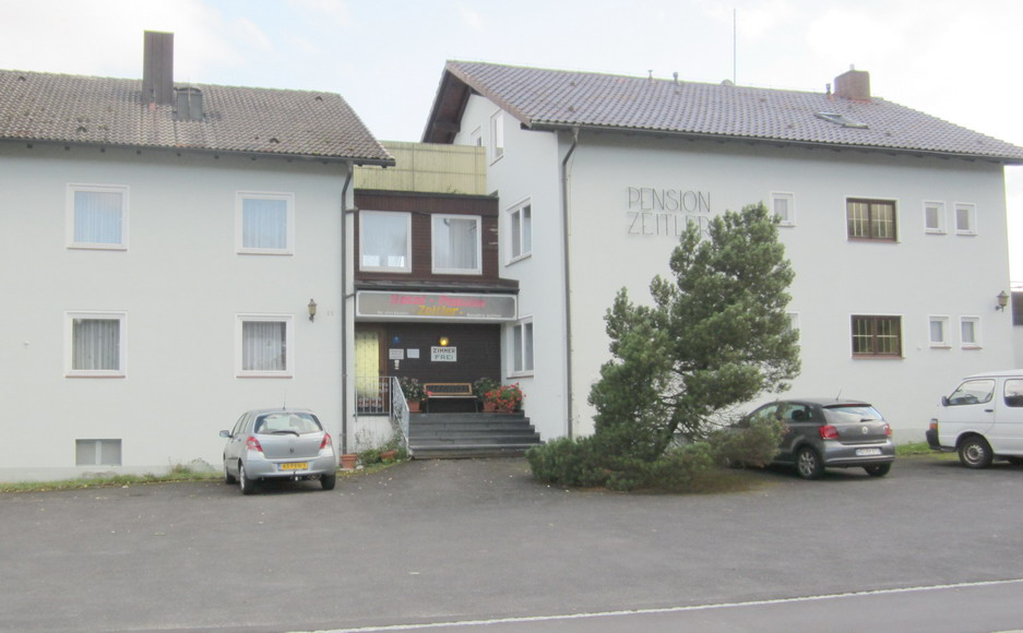 Pension Zeitler in Fiedenfels
