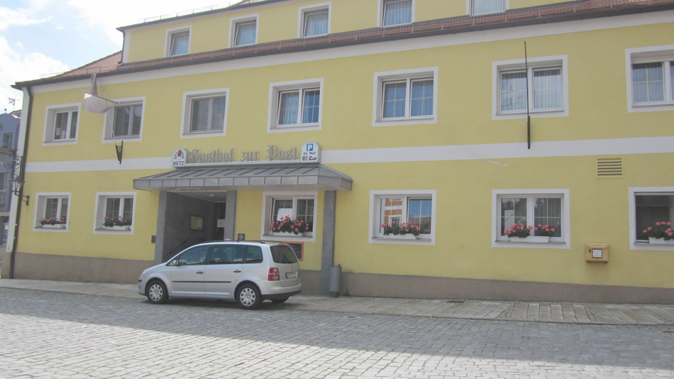 Hotel zur Post in Oberviechtach