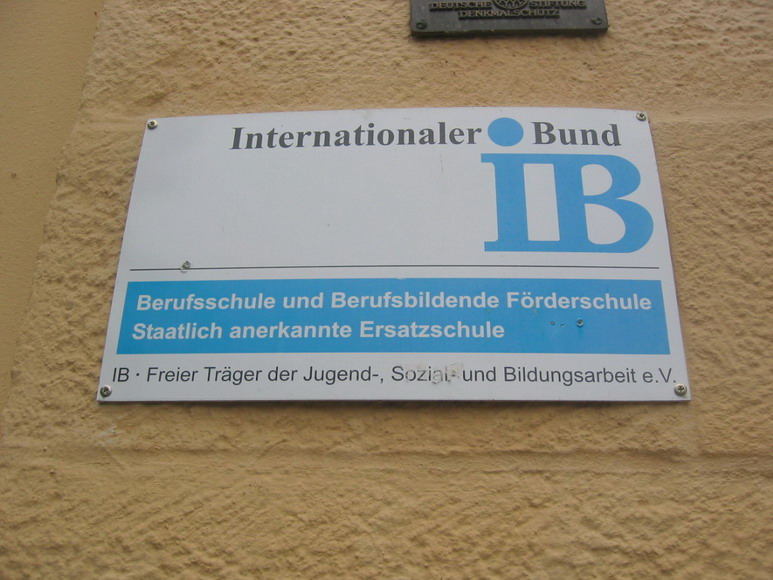 Internationaler Bund-IT