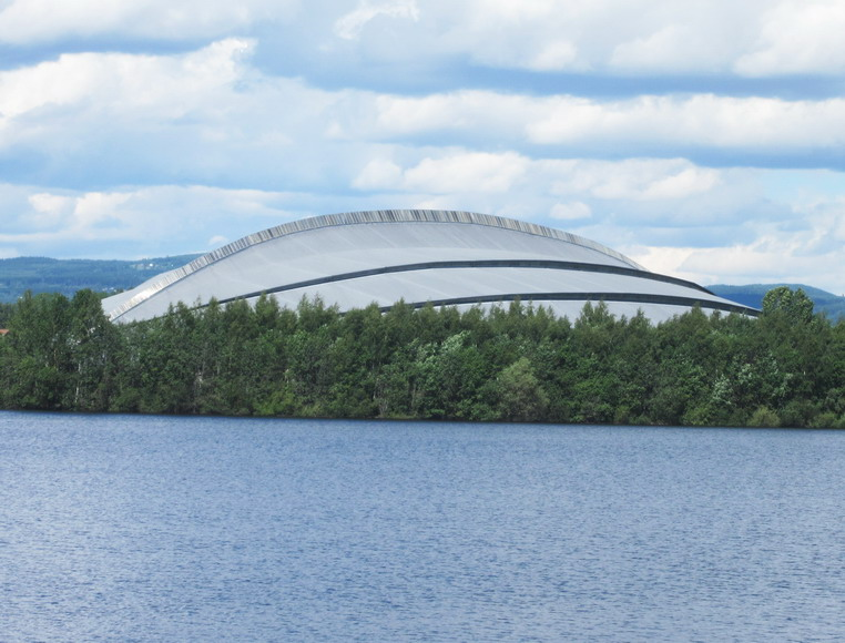 Olympiahalle in Hamar