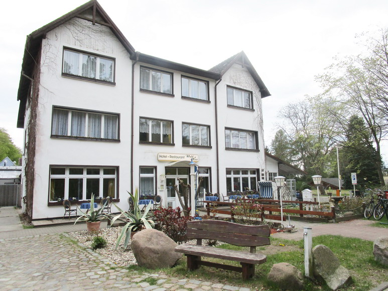 Hotel Wald+Meer in Koserow