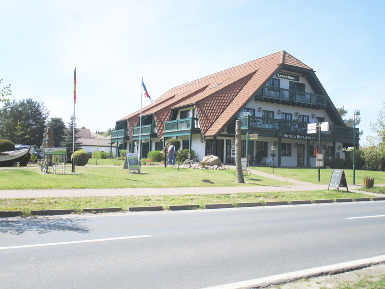 Hotel Leuchtfeuer in Freest
